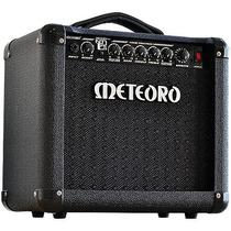 Cubo De Guitarra Meteoro 15w Rms Nitrous Drive Nde15