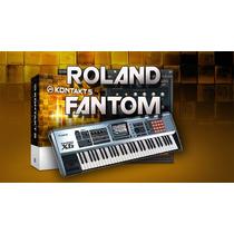 Roland Fantom Nki Para Kontakt