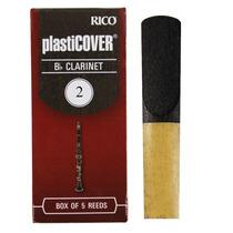 Palheta Clarinete Plasticover 2 Rrp05bcl200 - 1 Unidade