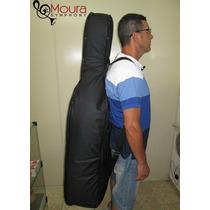 Capa Para Violoncello 4/4 Extra Luxo.