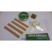 Vendo Kit Completo Reparação Clarinete Cola,lixa,sapatinhas,