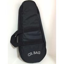 Capa Bag Para Ukulele Soprano Extra Luxo Acolchoada