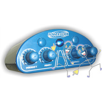 Amplificador De Fone De Ouvido Power Click Color Azul