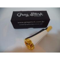 Bocal P/ Trompete Marca Greg Stork Med. B6 Personalizado