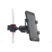 Suporte Smartphone P/ Pedestal De Microfone Samsung Sony Lg