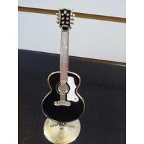 Instrumentos Musicais Miniatura Guitarra Violão Bateria Sax