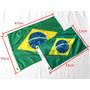 Bandeira Do Brasil 33x47cm Oficial