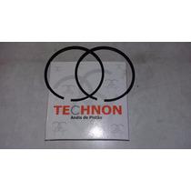 Anéis De Pistão Para Motor De Popa Johnson/evinrude 15hp Ant
