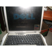 Lote 10 Notbooks Dell D600,d610,sem Hd,dvd,fonte,placa Ok