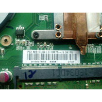 Placa Notebook Cce T-345 Core I3