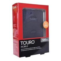 Hard Disk Externo Touro Mobile 500gb Usb 3.0/2.0