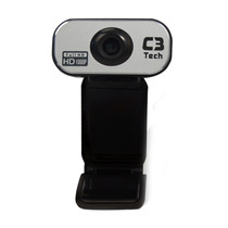 Webcam 12mp Usb 2.0 Full Hd 1080p Wb383 C3tech