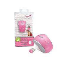 Mouse Wireless Genius 31030042117 Micro Traveler 900s Rosa