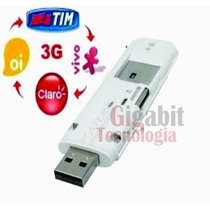 Modem 3g P/ Tablet Notebook Desktop Usb 7.2 Mbps Multilaser