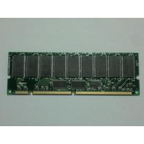 Memória Para Netserver Hp 256mb Ecc Pc100 Dimm (p/n D6099a)