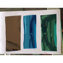 Bobina De Insulfilm Verde Espelhada 30mt X 1,52mt Anti Risco