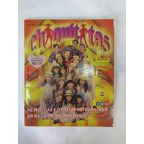 Álbum De Figurinhas Chiquititas - Incompleto