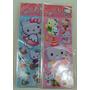 Hello Kitty Adesivos Stickers Kit Com 12 Cartelas Lindos