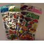 Kit C/4 Adesivos Stickers Puff 3d Meninos - Frete Grátis