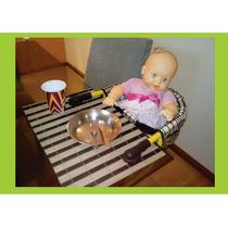 Bebe Cadeirinha Portatil Para Alimentação Baby