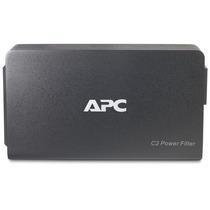Apc C2 2-saída C-tipo A/v Parede-monte Poder Filter