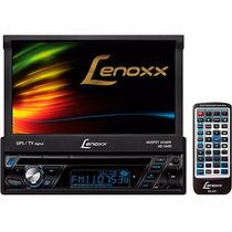 Dvd Automotivo Lenoxx Ad2600 Tela De 7 Touch C/ Tv E Gps Usb