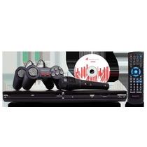 Dvd Player C/ Karaokê, Videogame, Funções Usb Ripping, Mp3