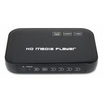 Media Player Full Hd Usb Hdmi A Melhor Imagem Envio Imediato