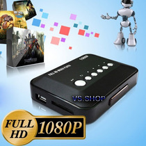Hd Media Player Full Hd 1080p Hdmi Rmvb Avi Xvid Sd Usb Tv