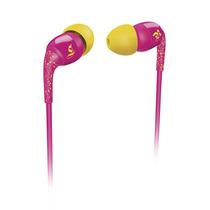 Fone Earphone Som Grave Philips Sho1100 Pink