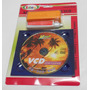 Kit Limpa Lente Lens Cleaner Limpeza Cd / Dvd / Vcd / Game