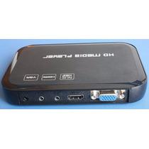 New Media Player Full Hd 720p 1080p Hdmi Mkv Avi Rmvb Mpg 3d