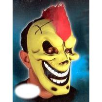 Mascara Caveira Punk Rock Esqueleto Alien Máscara