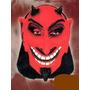 Mascara Capetão Ou Caveira Do Punk Rock Halloween E Carnaval