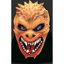 Máscara Diabo Capeta Calombo - Terror Carnaval E Halloween