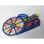 Jogo Raquetebol Praia Plástico Brinquedo Antigo Estrela