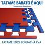 Tatame Barato É Aqui Eva 100x100x40mm Terra Fitness