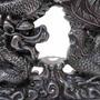 Estatueta Dragão Chines Com Fenix - Sorte Entre Casais