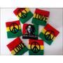 Munhequeira Pulseira Reggae Vários Modelos Frete Grátis!!!!!