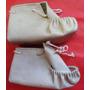 Sapato Antigo - De Bebe - Há Um Selo Do Fisco Na Sola - A25