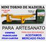 Torno Para Madeira 60 Cm Frete Grátis