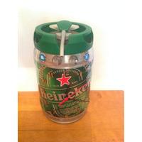 Relógio De Barril De Cerveja Heineken 5lt