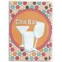 50 Convites De Chá Bar