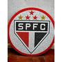 Tampo De Mesa Em Mosaico Do São Paulo Fc De 60 Cm