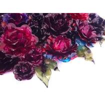 Flores De Garrafa Pet Translúcidas