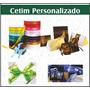 Fita De Cetim Personalizada, Apenas R$ 48,00 100 Metros !!!!