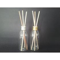 Aromatizador Difusor Frasco Pet 100 Ml + Varetas (1,19 Cada)