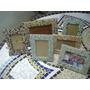 Porta Retrato Em Mosaico 20x20cm R$ 30.00