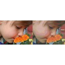 Ponto Cruz - Gráfico Foto Personalizado Do Seu Filh