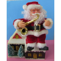 Papai Noel Sobre Casinha - Toca Música - A84